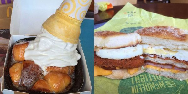 14 secret McDonald's menu items that will blow your damn mind