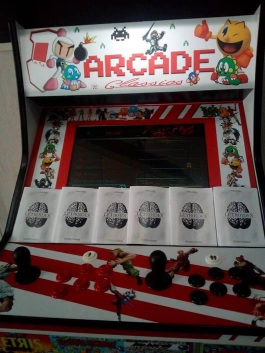letroides arcade bar