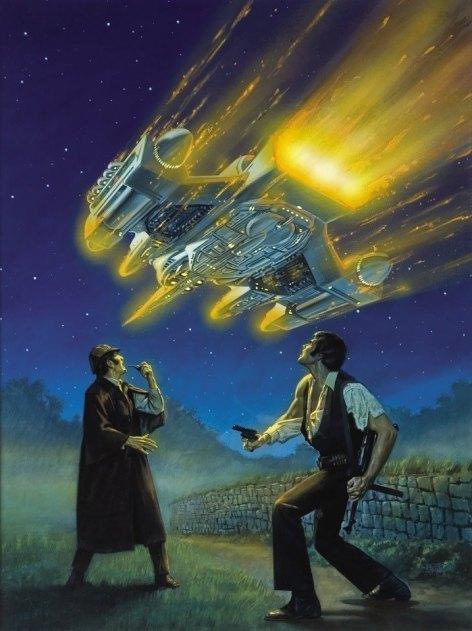 sherlock holmes ciencia ficción