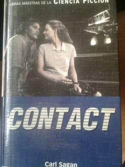 novela contact carl sagan