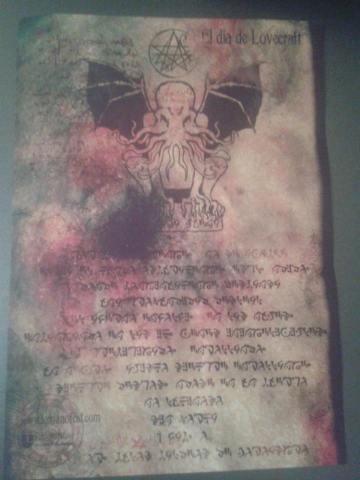 pagina del necronomicon