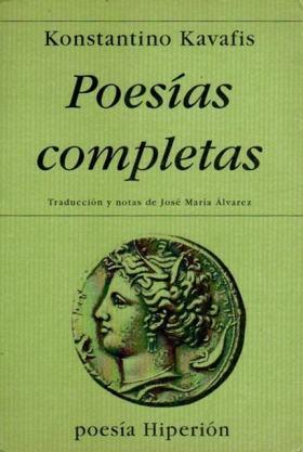 konstantino kavafis un poeta