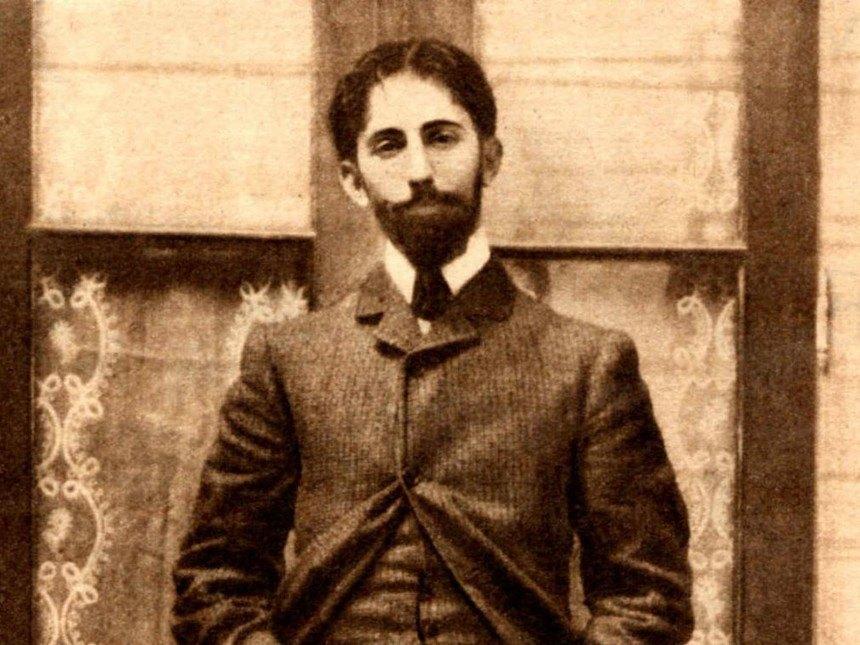 El-escritor-Horacio-Quiroga
