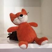 Den kleinen Firefox hätte ich nur zu gerne als Souvenir eingesteckt.