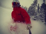 Drew Rouse at Northwoods at Vail on Jan 28, 2013