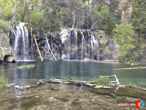 Hanging Lake near Glenwood Springs, CO
