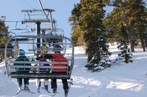 Eldora Mountain Resort ski left