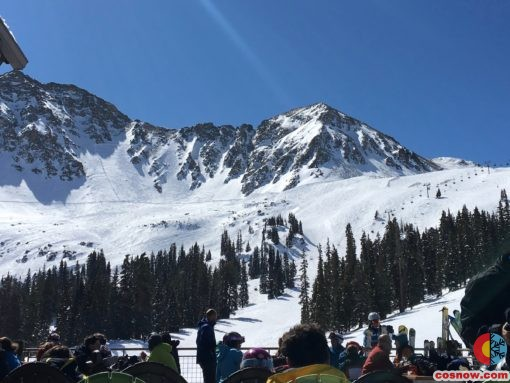 Beautiful day at Black Mountain Lodge