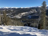 Early morning bumps at Winter Park