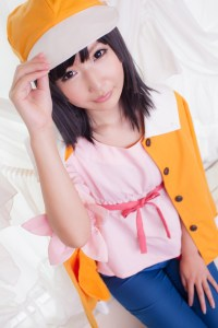Factory Nadeko Cosplay