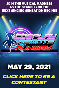FanFes Online 2021 - Cosplay Remote Runway