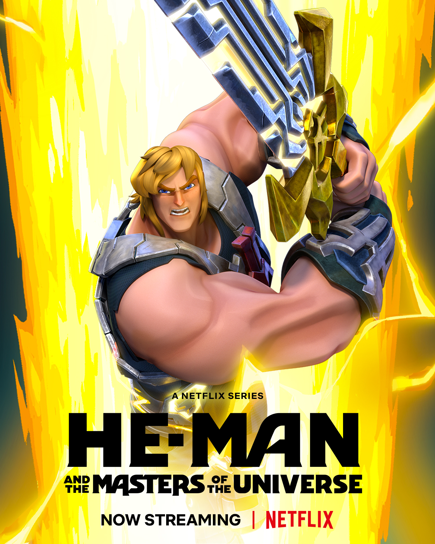 He-Man and the Masters of the Universe Key Art