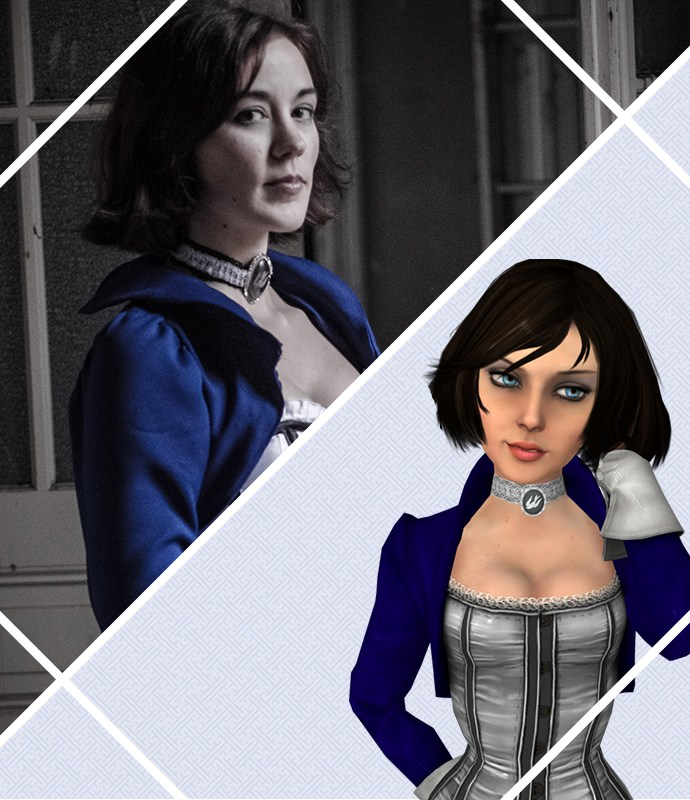 Elizabeth – Bioshock Infinite – Urbex