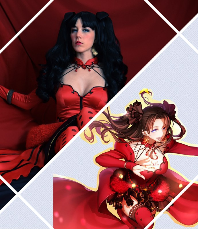 Rin Tohsaka – version formalcraft – Fate/Grand Order