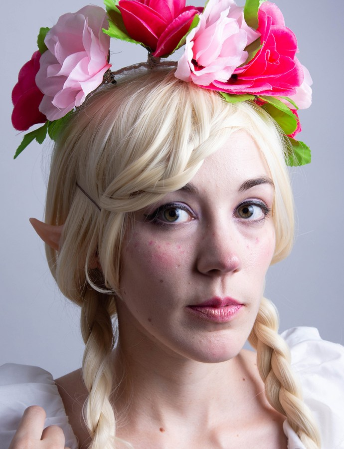 Entre elfe et fée