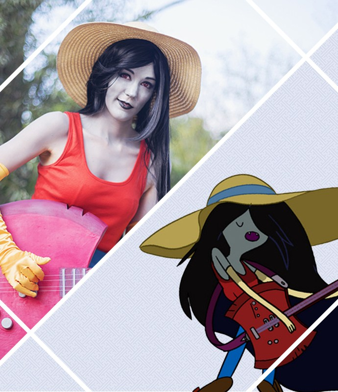 Marceline – Adventure Time