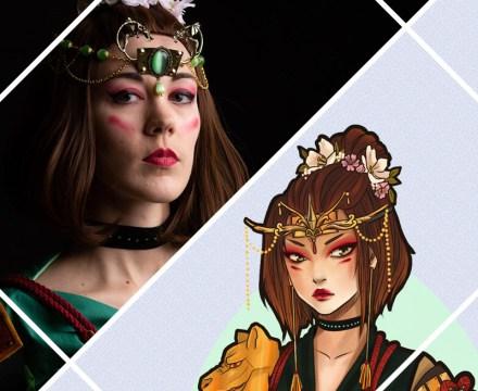 Suki – version Hannah Alexander – Avatar