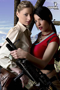 Elena & Chloe