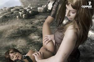 Sheva vs. Alice