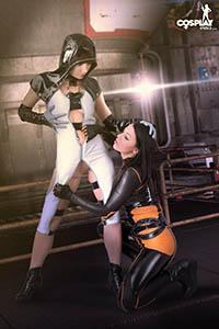 Kasumi vs. Miranda