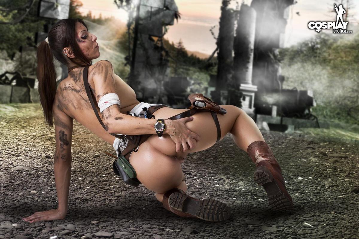 Lara Croft  Tomb Raider  Cosplay Erotica-9254