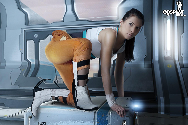 Portal cosplay porn