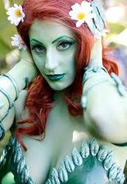Green with Envy at Abby Darkstar Cosplay