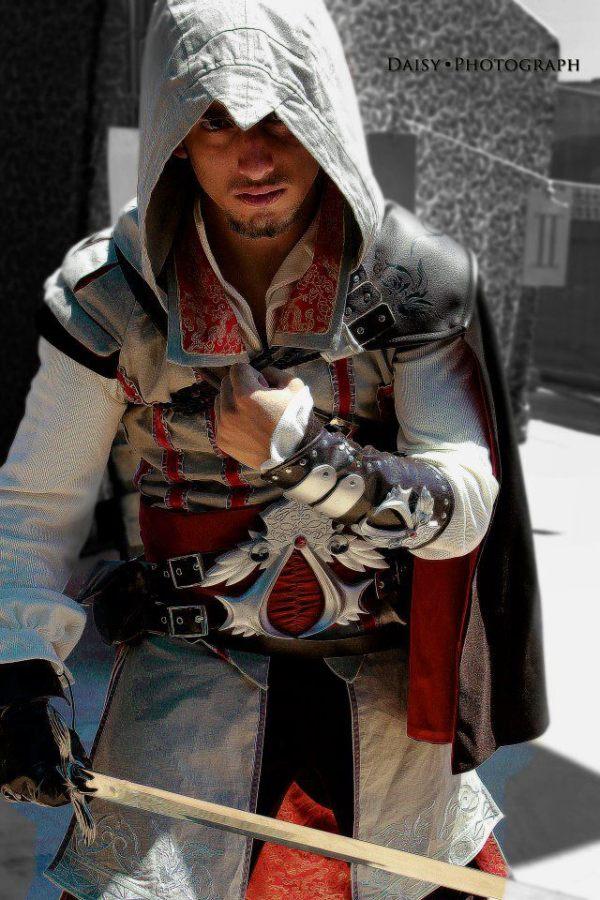 Otaku House Cosplay Idol » Alessandro Anello: Ezio ...