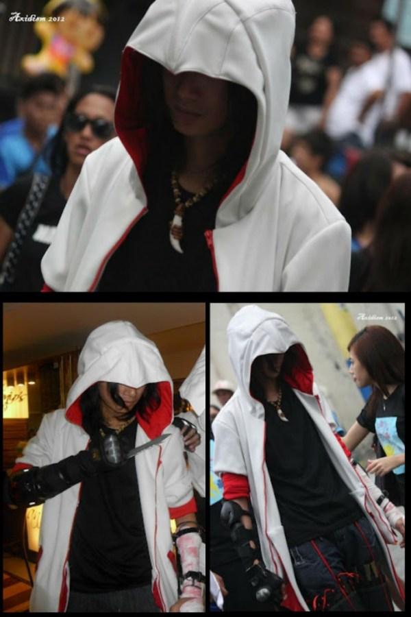 Otaku House Cosplay Idol » Amgine: Modern day Assassin ...