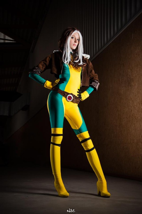 Otaku House Cosplay Idol Ainlina Rogue From X Men