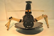 Front view of RoboLobster