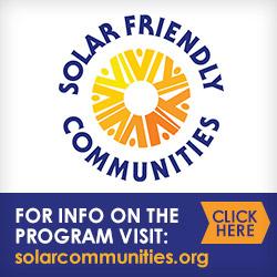 Solar Friendly Communities