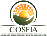 logo Colorado Solar Energy Industries Association