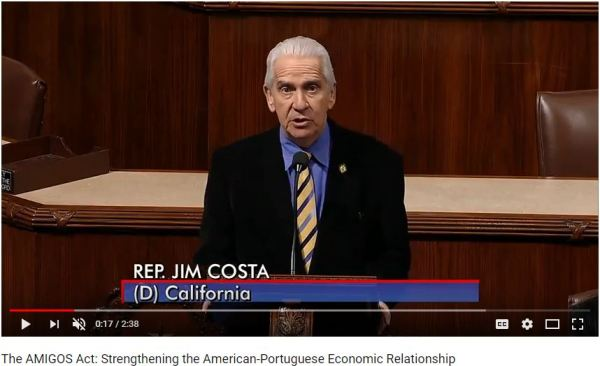 Costa Continues Work to Strengthen the American-Portuguese ...
