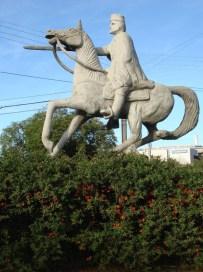 Monumento Giuseppe Garibaldi 01 - Valéria Cristina Loch