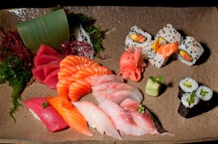Sushi, Restaurante Bica do Sapato