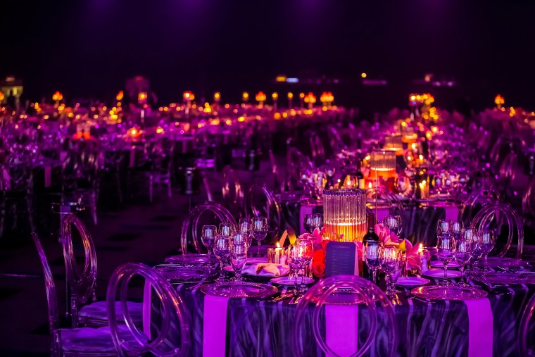Gala Dinners and Christmas Parties
