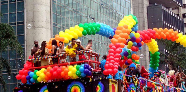 Resultado de imagen para parada  LGBT sao paulo 2019