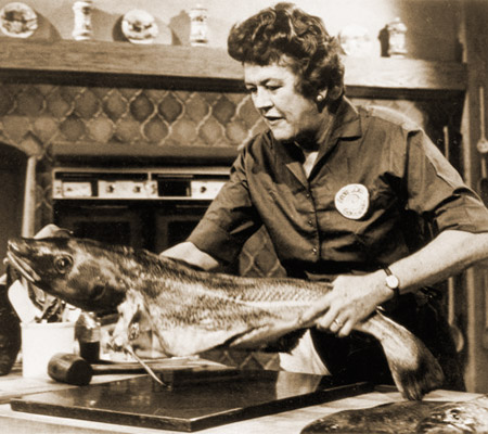 Bourride Julia Child