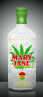 Votcă Mary Jane