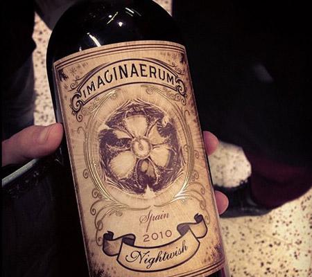 Vin Imaginaerum Nightwish