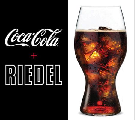 Pahar Riedel Coca-Cola