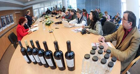 Conferința de presa Vinvest 2014