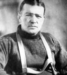 Ernest Shackleton (1874-1922). Explorador inglés-irlandés.