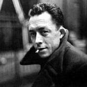 Albert Camus (1913-1960). Escritor e intelectual francés.