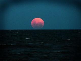 Luna en la Costa