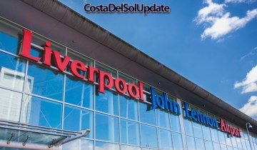 All Flights From Liverpool To Spain Cancelled