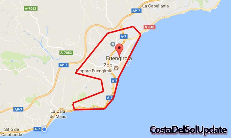 Fuengirola Congestion Zone