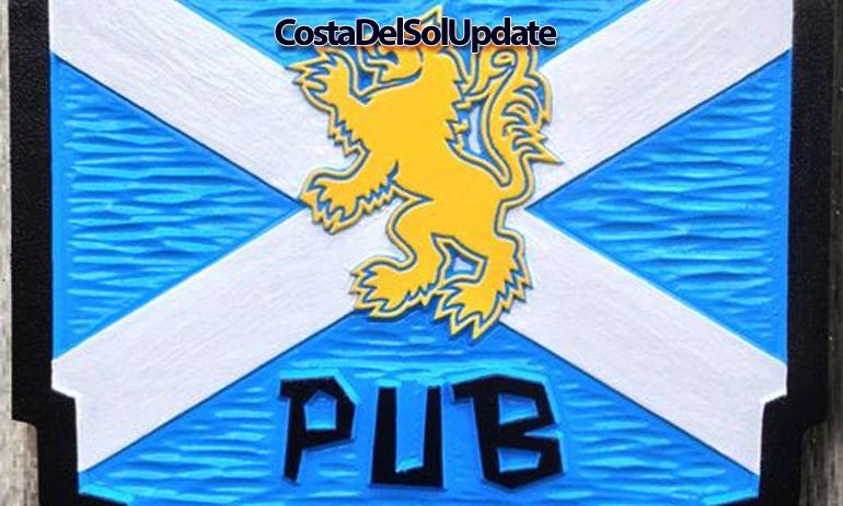 Upmarket Torremolinos Bar Bans Glasgow Accents