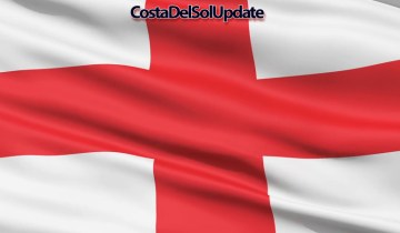 Costa Del Sol Bars Forced To Fly England Flag